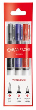 CARAN D'ACHE Wassertankpinsel-Set