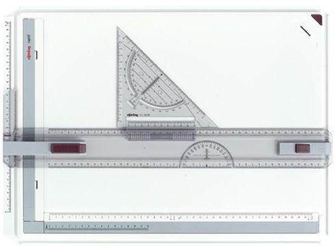 Rotring Zeichenplatte Rapid A3 mit Parallelzeichenschiene – Bild 1