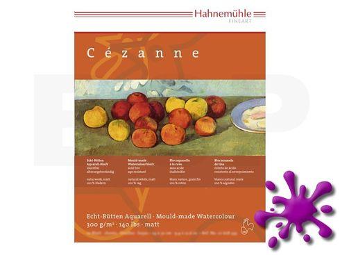 Aquarellblock Cézanne matt 300g 30x40cm 10 Blatt – Bild 1