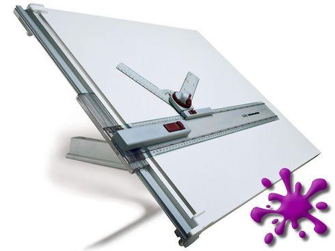 Rotring Zeichentisch A2 m. Schrägsteller – Bild 2