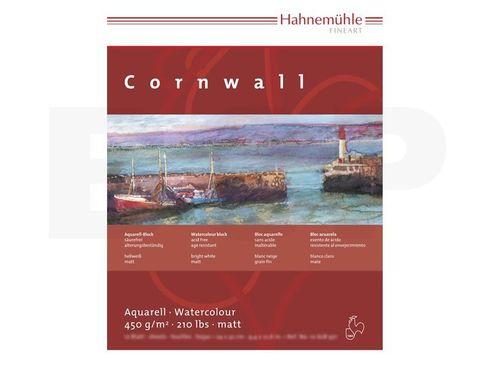 Aquarellblock Cornwall matt 450g 24x32cm 10 Blatt – Bild 2