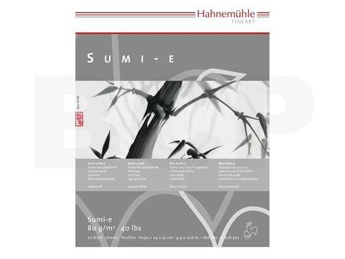 Spezialpapier für Sumi-e 80g 30x40cm 20 Blatt – Bild 1