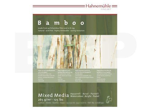 Bamboo-Mixed Media 265g 36x48cm 25 Blatt – Bild 2