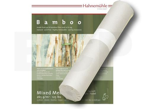 Bamboo-Mixed Media 265g 1,25x10m 1 Rolle – Bild 2