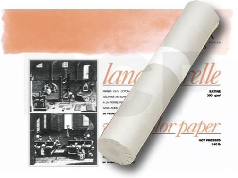 Hahnemühle Acrylmalkarton - Block 450g 42x56cm 10 Blatt – Bild 2
