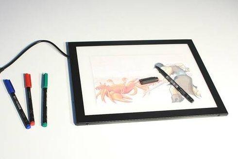 "Planistar LED Leuchttisch ""Design"" A3 – Bild 1"