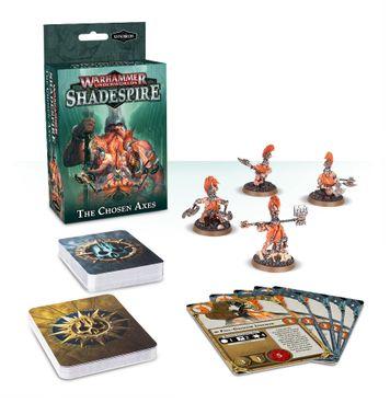 Warhammer Underworlds Shadespire: Die Auserwählten Äxte