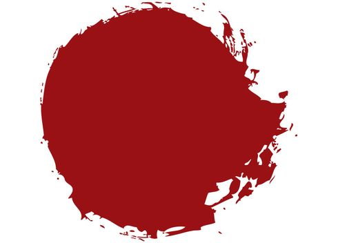 Citadel Base Paint: Mephiston Red 12ml