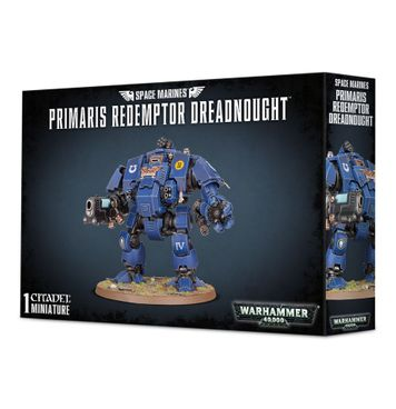 Warhammer 40,000: Space Marine Primaris Redemptor Dreadnought