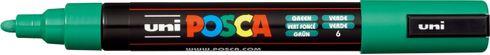 Posca Marker-Set PC-5M mittelfeine Rundspitze - 8er Etui Warme Farben  – Bild 2