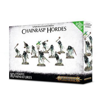 Warhammer Age of Sigmar: Nighthaunt Chainrasp Hordes