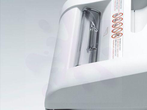 IDEAL Schreibtisch Aktenvernichter 2220 | P-2 | 4 mm | Streifen – Bild 3