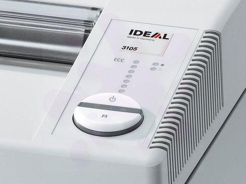 IDEAL Büro Aktenvernichter 3105 CC | P-4 | 4x40 mm | Partikel – Bild 3