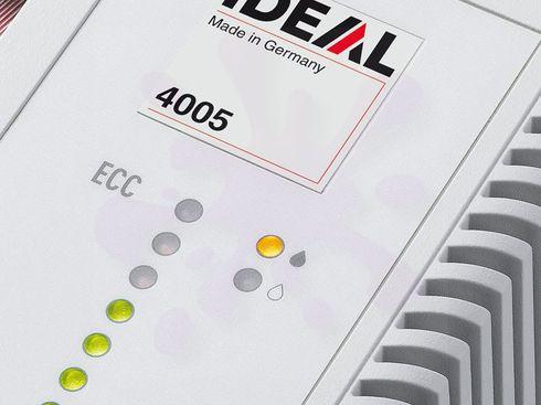 IDEAL Büro Aktenvernichter 4005 CC | P-4 | 4x40 mm | Partikel – Bild 3