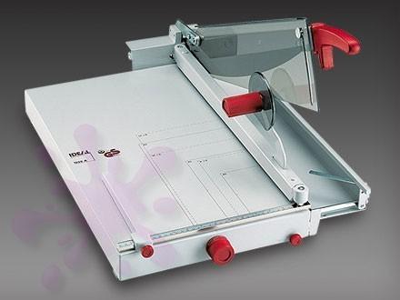 IDEAL Hebelschneider 1058 | 356x604 mm | 40 Blatt | 580 mm Schnittlänge