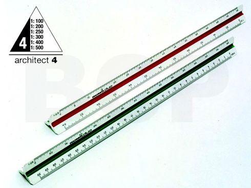Rumold Dreikantmaßstab - Architect 4 – Bild 1