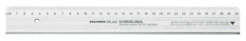 Rumold Schneidelineal 639/50 DUO, 30cm – Bild 1