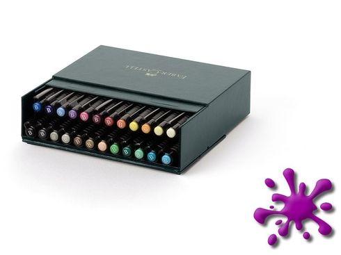Faber-Castell PITT Artist Pen 24er brush Atelierbox – Bild 1