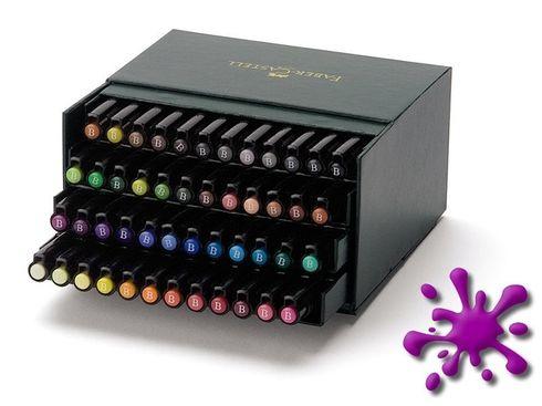 Faber-Castell PITT Artist Pen 48er brush Atelierbox – Bild 3