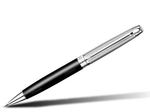 Caran d'Ache Bleistift Léman Bicolour schwarz - 4769.289 – Bild 1