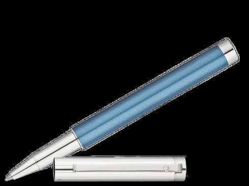 Waldmann Tintenroller Cosmo blau silber liniert - 0367 – Bild 2