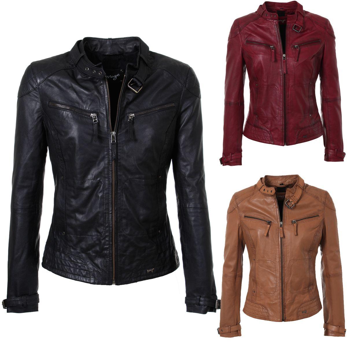 About Original Maze 31 Ryana Title Mj Details Jacket Women Transition Show Biker Fitted Leather Womens wTZOPiulXk