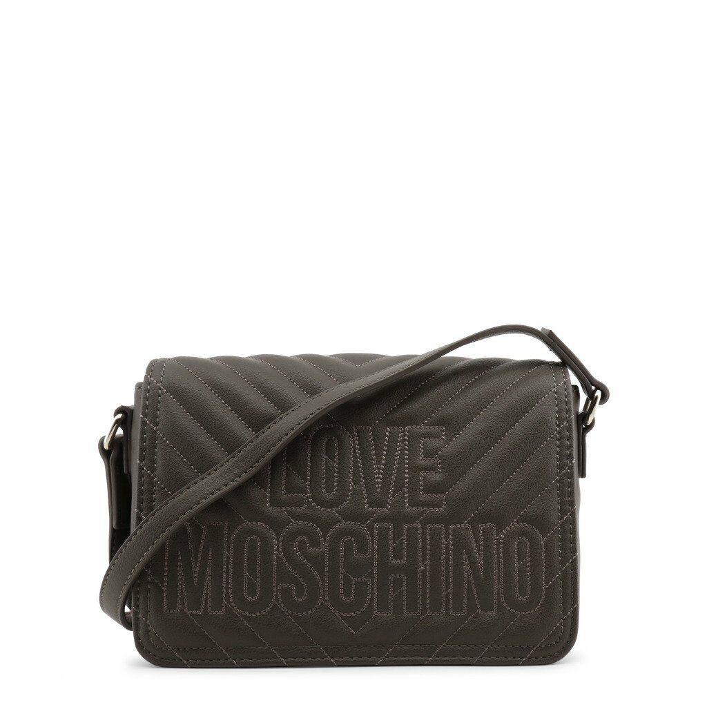 d071322f5239c Love Moschino JC4262PP06KI Women's Shoulder Bag Grey 8054388974134 ...