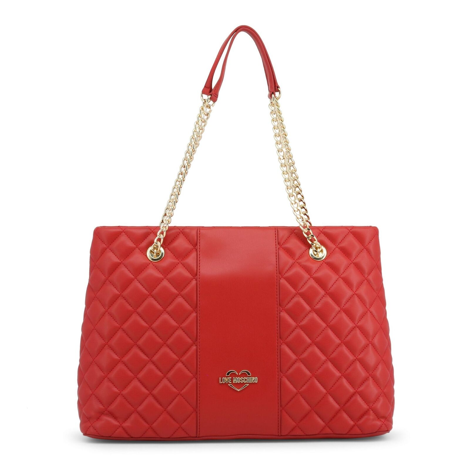 3ed02a4dd8a Love Moschino JC4003PP16LA Women's Shoulder Bag Red 8054388390385 | eBay