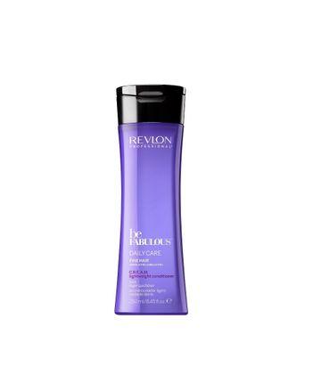 Revlon be Fabulous Daily Care Fine Cream Conditioner 250 ml