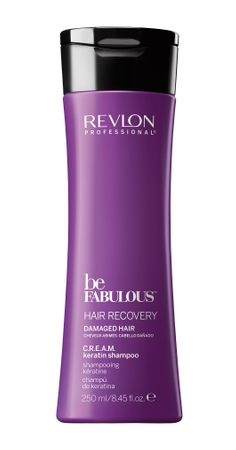 Revlon be Fabulous Hair Recovery Cream Shampoo 250 ml