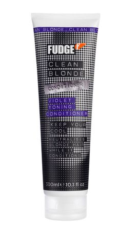 Fudge Clean Blonde Violet Toning Conditioner 300 ml