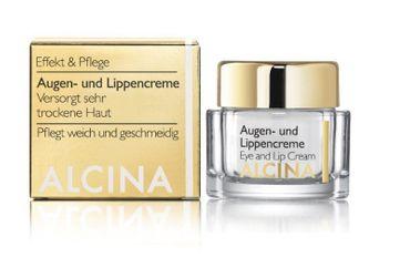 Alcina E Augen und Lippencreme 15 ml