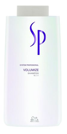 Wella SP System Professional Care Volumize Shampoo 1000 ml