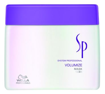 Wella SP System Professional Care Volumize Mask 400 ml