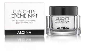 Alcina Gesichtscreme No.1 50 ml
