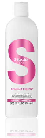 TIGI S Factor Diamond Dreams Shampoo 750 ml
