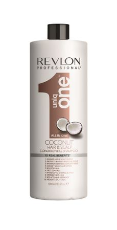 Revlon Uniq One All In One Coconut Conditioning Shampoo 1000 ml