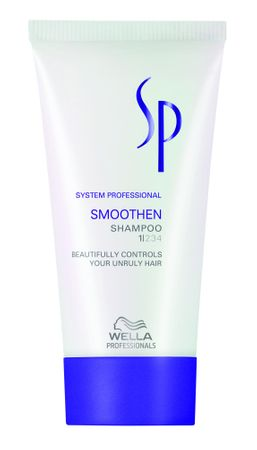 Wella SP System Professional Care Smoothen Shampoo 30 ml