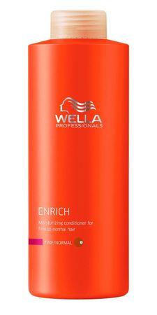 Wella Care Enrich  Conditioner für feines bis normales Haar 1000 ml