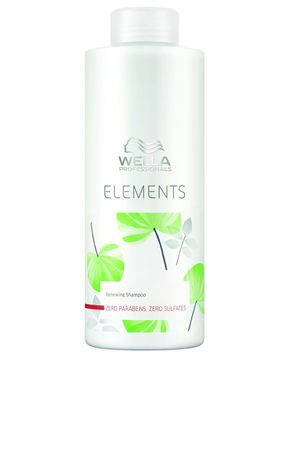 Wella Care Elements Stärkendes Shampoo 1000 ml