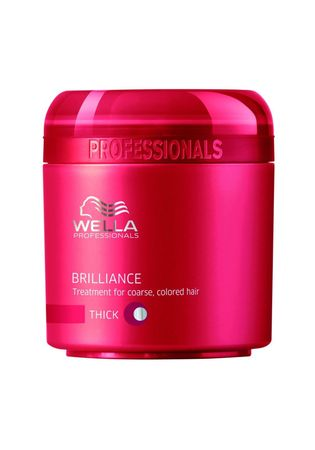 Wella Care Brilliance Mask für kräftiges coloriertes Haar 150 ml