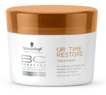Schwarzkopf Bonacure Time Restore Treatment 200 ml