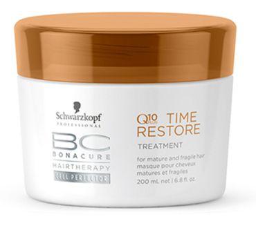 Schwarzkopf Bonacure Time Restore Treatment 200 ml
