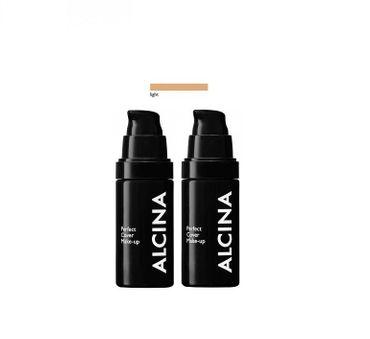 2er Set Alcina Perfect Cover Make Up Light 30 ml