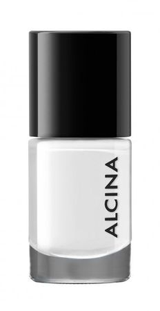 Alcina Ultimate Nail Colour 050 Natural White 10 ml