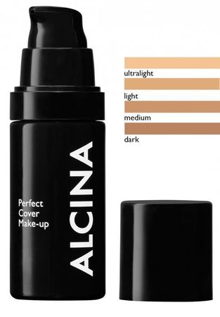 Alcina Perfect Cover Make Up Medium 30 ml
