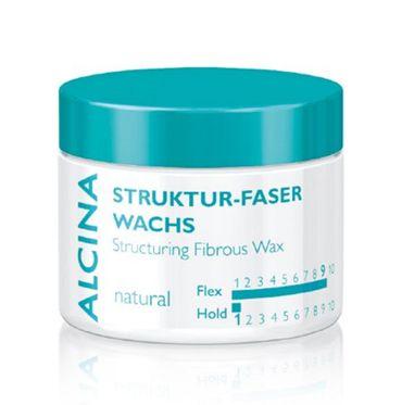 Alcina Struktur Faser Wachs 50 ml