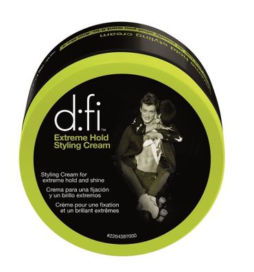 d:fi Extreme Hold Styling Cream  75 g