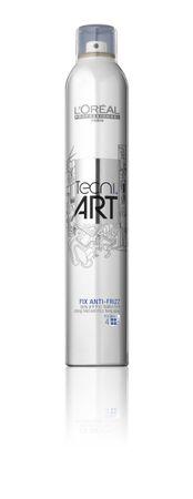 Loreal Tecni Art Fix Anti Frizz 400 ml
