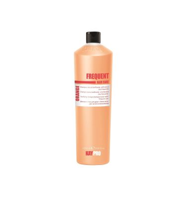 Kay Pro Frequent Hair Care Orange Shampoo 1000 ml